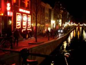 Amsterdam Red Lights